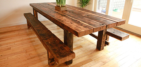 Custom Made Barnwood Furniture Reclaimed Wood And Barnwood