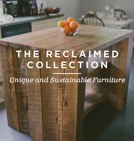 Reclaimed Wood And Barnwood Furniture